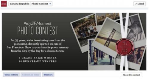 banana-republic-facebook-photo-contest