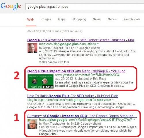 google-plus-post-in-serps