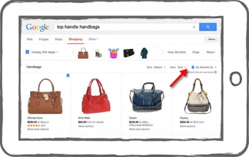 google-shortlist-update