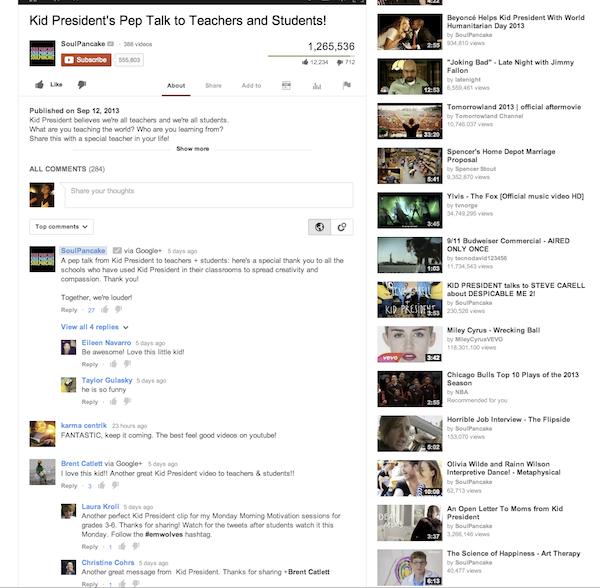 youtube-google-plus-top-comments