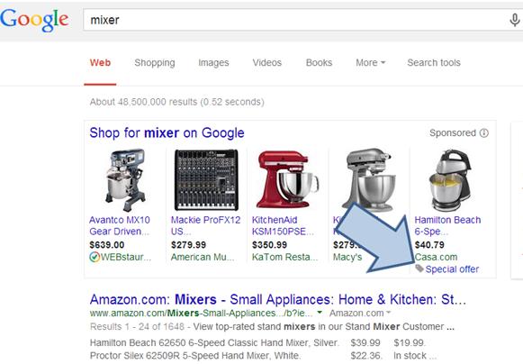 mixer-special-offer-google-pla
